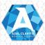 Azul Clarito Logo