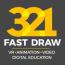 321 Fast Draw Inc logo