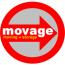 Movage Moving + Storage Logo