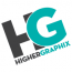 Higher Graphix logo