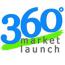 360 Market Launch logo