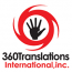 360 Translations Logo