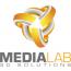 MediaLab 3D Solutions Logo