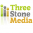 Three Stone Media LLC Logo