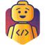 Pixel Perfect HTML Logo