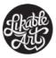 Likable Art Logo