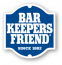 Bar Keepers Friend-SerVaas Laboratories Logo