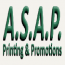 A.S.A.P. Printing & Promotions Logo