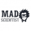 Mad Scientist Digital Logo