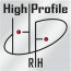 High Profile Consultoria Logo
