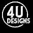 4U Designs Logo