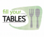 Fill Your Tables Logo