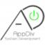 AppDiv System Development Logo