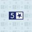 5 Star Staffing Logo
