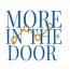 More in the Door Logo