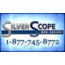Silver Scope Design Logo