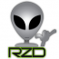 Rick Zebra Designs Logo