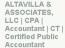 Altavilla & Associates LLC Logo