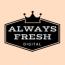 Always Fresh Digital Logo
