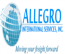 Allegro International Services Logo