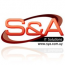 S&A -IT Solutions Logo