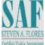 Steven A. Flores CPA Logo