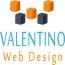 Valentino Web Design Logo