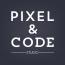 Pixel & Code Studio, LLC Logo