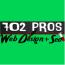 702 Pros: Web Design logo