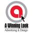 A Winning Look Creative Logo