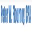Peter Flournoy, CPA Logo