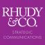 Rhudy & Co. Strategic Communications Logo