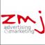 ZMJ Advertising & Marketing Logo