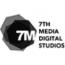 7th Media Digital Studios Logo