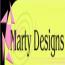 Marty Designs Logo