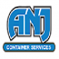 ANJ Container Services Logo