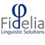 Fidelia Translations Logo