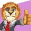 Lion Heart Advertising Logo
