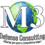M3 Defense Consulting LLC Logo