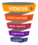 Video Marketing Sales Funnel Logo