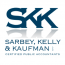 Sarbey, Kelly and Kaufman, LLC Logo