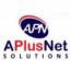 APlus Net Solutions Logo