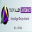 Tri-Valley Internet Logo