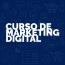 Curso de Marketing Digital Logo