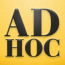 Ad Hoc Communication Logo