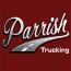 Parrish Trucking Logo