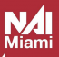 NAI Miami Commercial Real Estate Services Logo