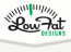 Low Fat Designs Logo