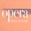 Opera PR & Communications Logo