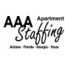 AAA Apartment Staffing logo